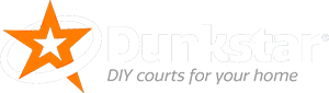 DunkStar DIY Basketball Courts Logo