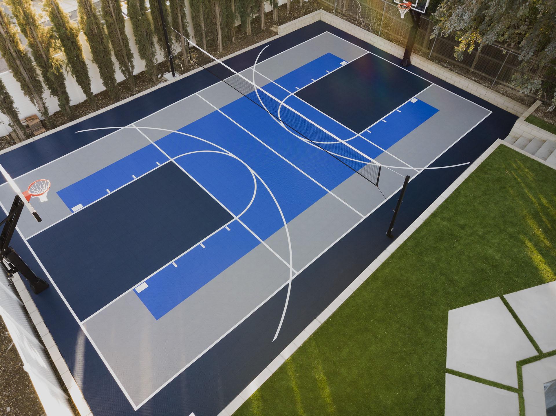Hoops & Nets